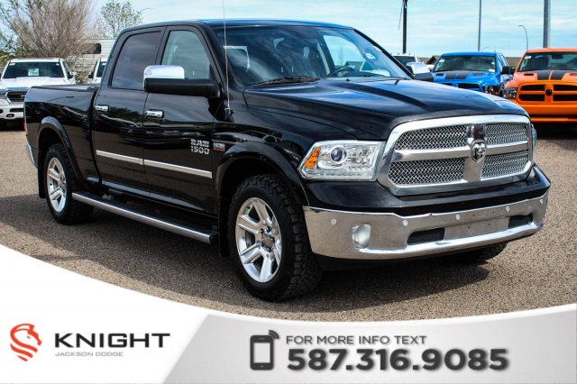 Dodge Ram 2015 >> Pre Owned 2015 Ram 1500 Laramie Limited Nav Leather Parking Sensors Crew Cab Pickup