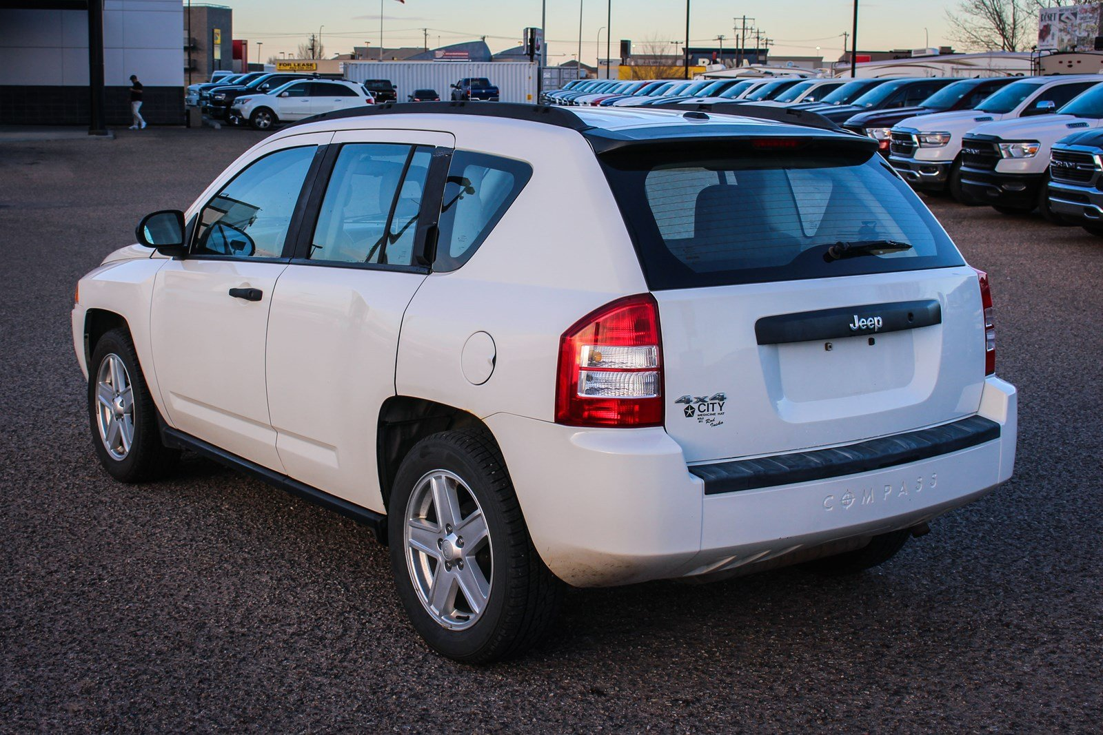 Pre Owned 2007 Jeep Compass Sport   Great Value
