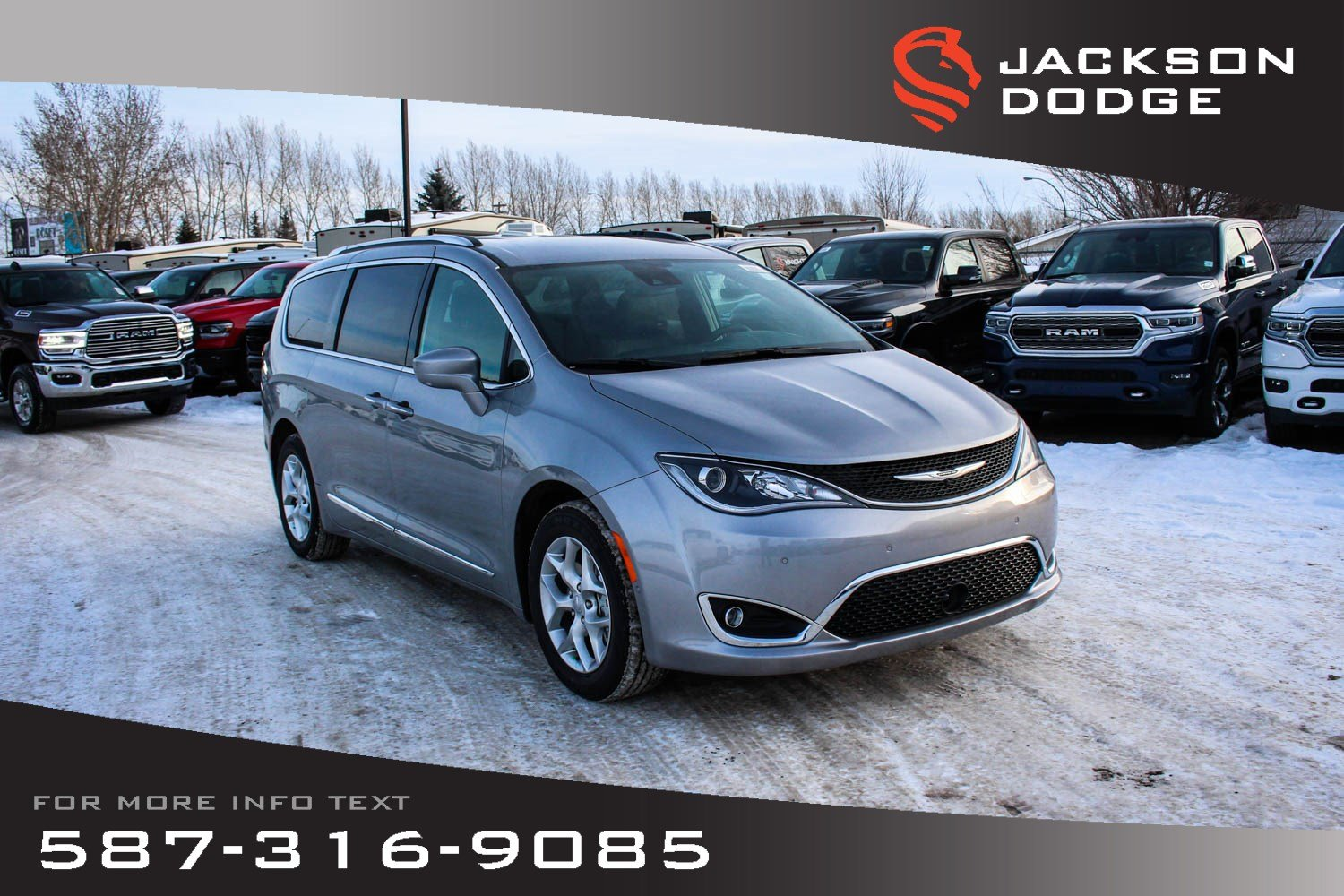 New 2020 Chrysler Pacifica Touring-L 35th Anniversary | Navigation | DVD