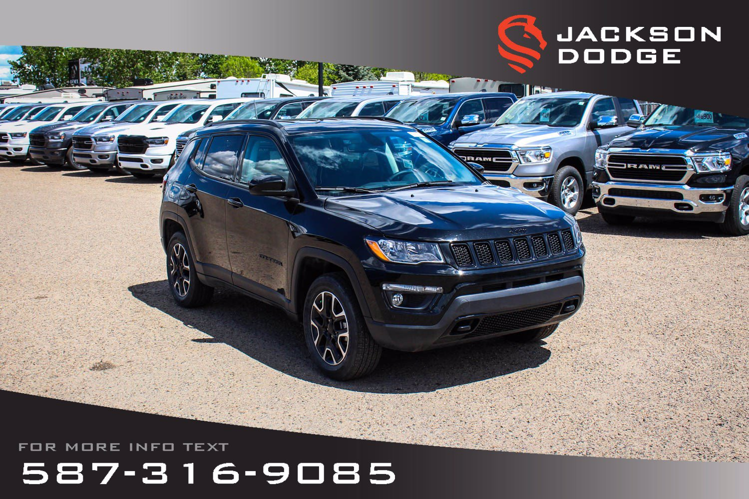 New 2020 Jeep Compass Upland Edition 4x4 | Heated Seats and Steering Wheel | Remote Start