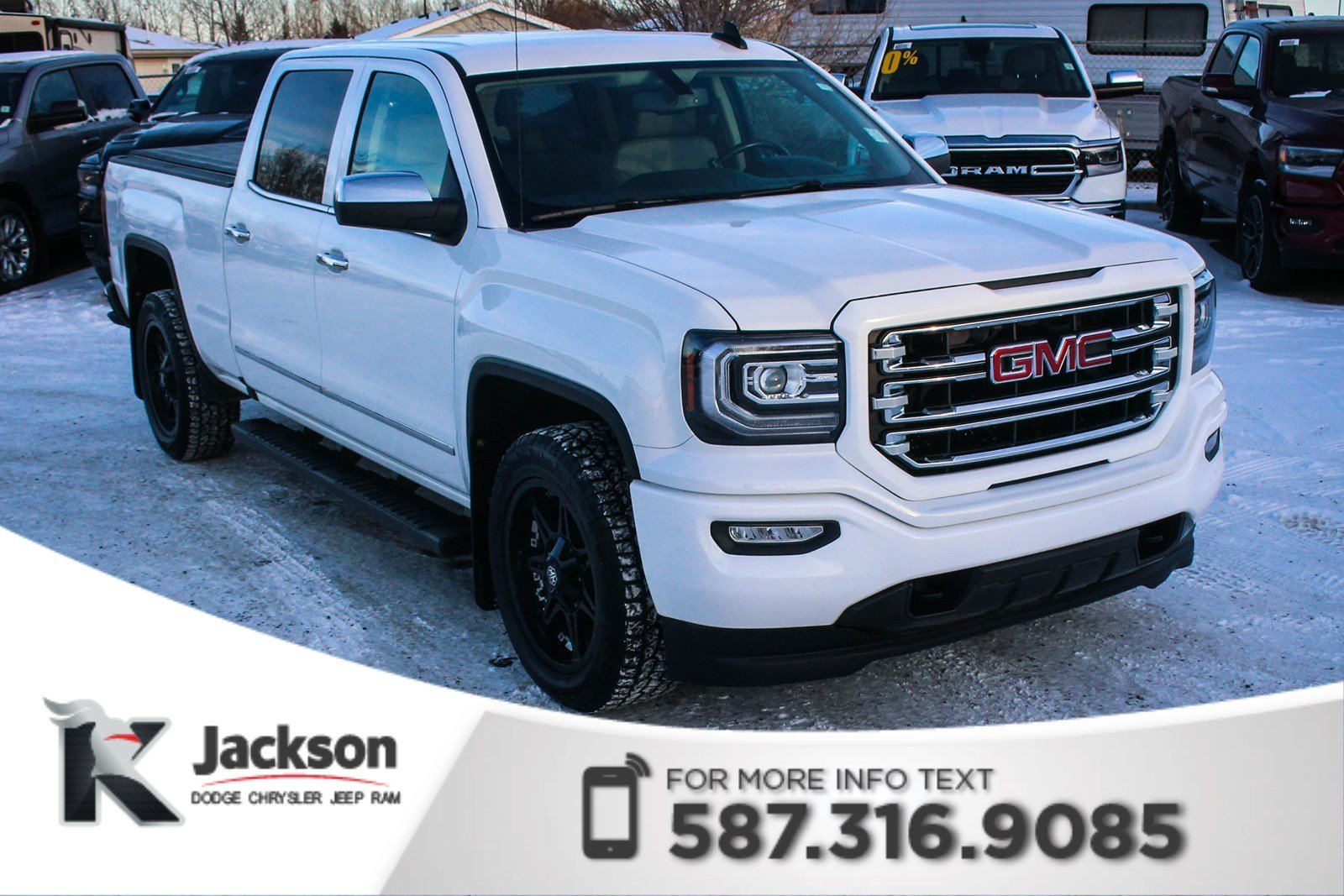 Pre Owned 2016 Gmc Sierra 1500 Slt Nav Leather Remote Start
