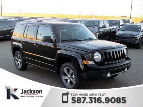 Pre-Owned 2017 Jeep Patriot High Altitude Edition 4x4 | Leather | Sunroof | Remote Start
