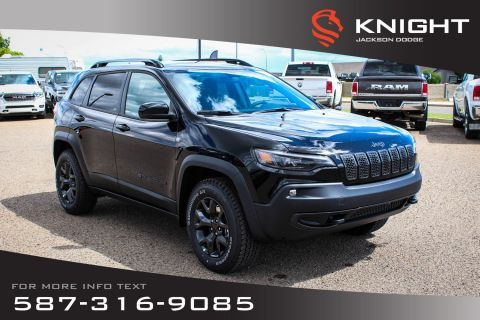 New 2019 Jeep Cherokee Upland 4x4 V6 | Heated Seats and Steering Wheel | Remote Start