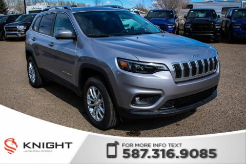 New 2019 Jeep Cherokee North 4x4 V6 | New Design | Heated Seats and Steering Wheel | Remote Start