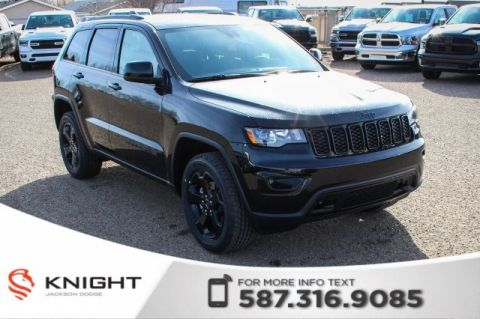 New 2019 Jeep Grand Cherokee Upland V6 | Heated Seats and Steering Wheel | Navigation | Remote Start