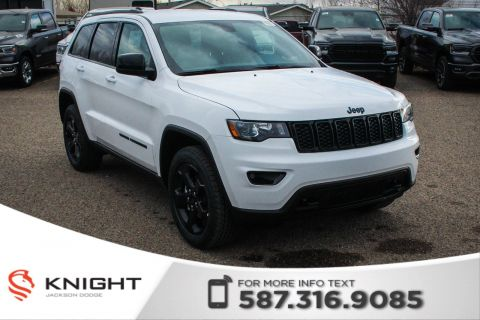 New 2019 Jeep Grand Cherokee Upland | Heated Seats and Steering Wheel | Navigation - $254 B/W!