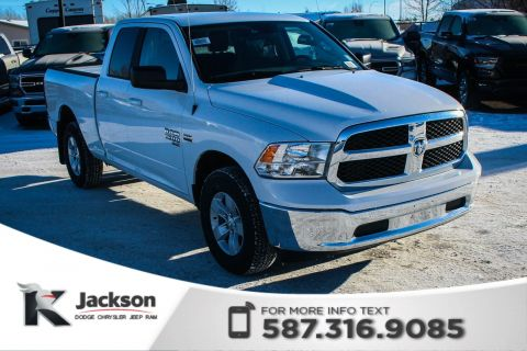 New 2019 Ram 1500 Classic SLT Quad Cab | Back-up Camera
