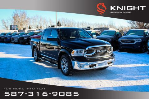Pre-Owned 2016 Ram 1500 Longhorn - Leather, NAV, Parking Sensors