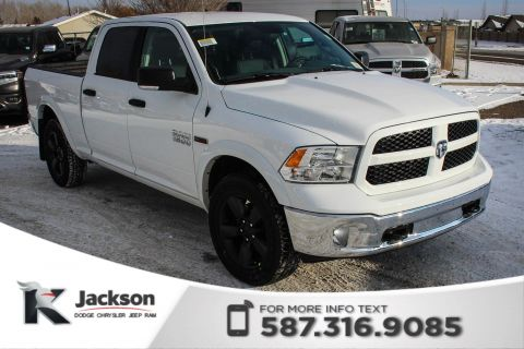 New 2018 Ram 1500 Outdoorsman