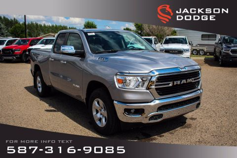 New 2019 Ram 1500 Big Horn Quad Cab