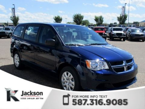 2017 Dodge Grand Caravan Canada Value Package - Save $9442
