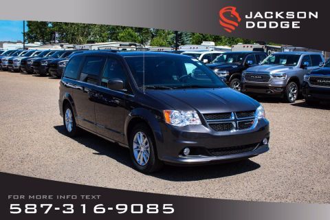 New 2020 Dodge Grand Caravan Premium Plus | Navigation | DVD | Dual Power Sliding Doors