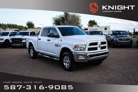 Pre-Owned 2016 Ram 2500 SLT - Touchscreen, Rear View Camera