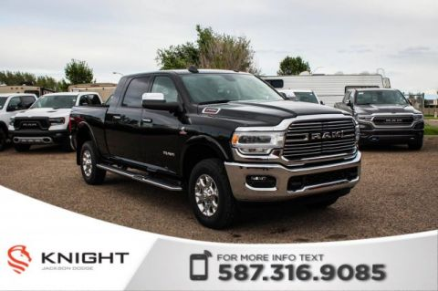 New 2019 Ram 2500 Laramie Mega Cab | Sunroof